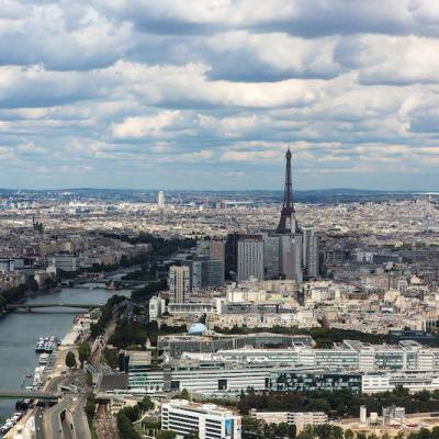 Paris et Versailles en hélicoptère au départ de la Ferté Alais - 35 min de vol