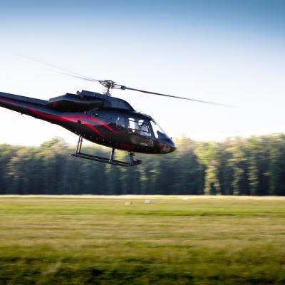 Vol découverte en hélicoptère des châteaux de l'Essonne - 25 min de vol