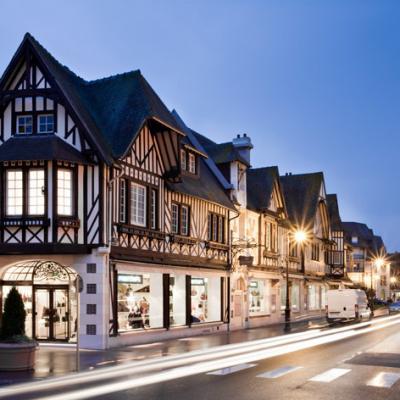 Journée à Deauville