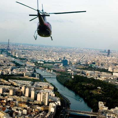 Grand tour de Paris 50 minutes